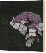 Nature Corsage Wood Print