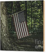 Nature Proud Wood Print
