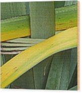 Nature Weaving Wood Print