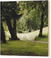 Nature Wonderland Wood Print