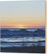 Natures Canvas Wood Print