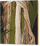 Nature's Clothing Wood Print