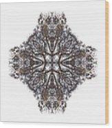 Nature's Filigree Wood Print