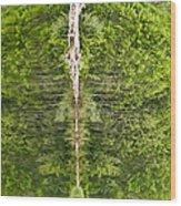 Natures Totem Wood Print