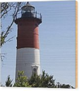 Nauset Light - Cape Cod -  Ma Wood Print