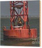 Navigational Bell Wood Print