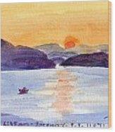 Navplion 6hr 35am Serenity Ps 11041 Wood Print