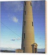Nawiliwili Lighthouse Wood Print