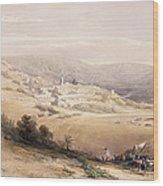 Nazareth Wood Print