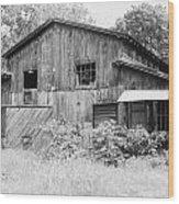 Nc Barn Wood Print