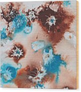 Nebula 3 Wood Print
