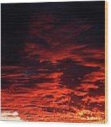 Nebular Sonata Wood Print