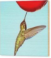 Nectar Good To The Last Drop Wood Print
