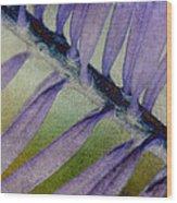 Needle Tex 7 Wood Print