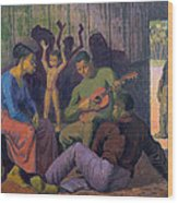 Negro Spritual, 1959 Wood Print