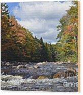 Nesowadnehunk Stream 5792 Wood Print