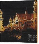 Neuschwanstein Castle_4 Wood Print