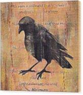 Nevermore II Wood Print