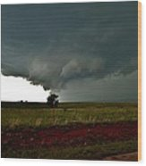 New Cordell Supercell Wood Print
