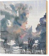 New England No.197 Wood Print