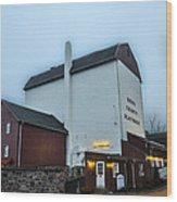 New Hope - The Bucks County Playhouse Wood Print