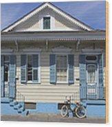 New Orleans 35 Wood Print