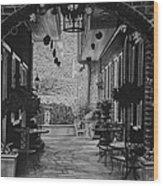 New Orleans Wood Print