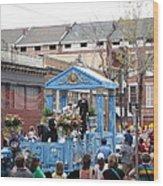New Orleans - Mardi Gras Parades - 121270 Wood Print
