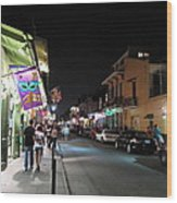 New Orleans - Seen On The Streets - 121230 Wood Print