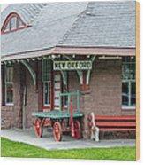 New Oxford Depot 2559 Wood Print