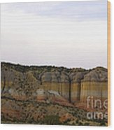New Photographic Art Print For Sale Breaking Bad Country New Mexico Wood Print