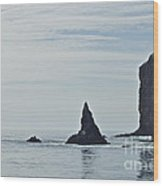 New Photographic Art Print For Sale Californian Channel Islands And Pacific Ocean 2 Wood Print