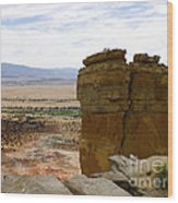 New Photographic Art Print For Sale Ghost Ranch New Mexico 10 Wood Print