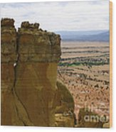 New Photographic Art Print For Sale Ghost Ranch New Mexico 11 Wood Print