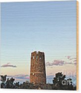 New Photographic Art Print For Sale Indian Watchtower At Grand Canyon Wood Print
