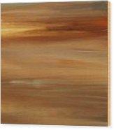 New Radiance Wood Print