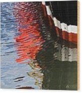 New Seeker Reflections Wood Print