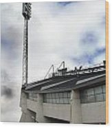New Ullevi Stadium 01 Wood Print