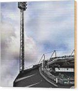 New Ullevi Stadium 05 Wood Print