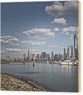 New World Trade Center Wood Print