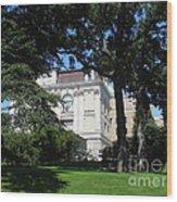 New York Botanical Gardens Wood Print
