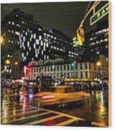 New York City - Greenwich Village 001 Wood Print