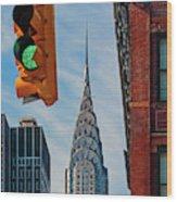 New York City, New York State, United Wood Print