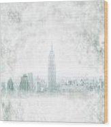 New York Fantasy IIi Wood Print