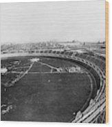 New York Motordrome, C1912 Wood Print