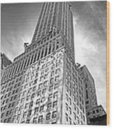 New York  New York Wood Print by Thomas Fouch