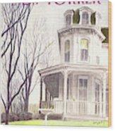 New Yorker April 13th, 1981 Wood Print