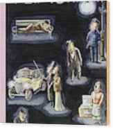 New Yorker April 15 1939 Wood Print