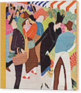 New Yorker April 30th, 1932 Wood Print