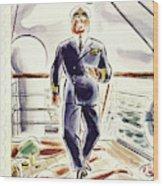 New Yorker April 9 1938 Wood Print